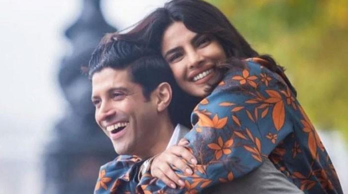 Priyanka Chopra was 'scared' of Farhan Akhtar during 'Don' days