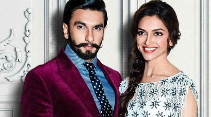 Deepika Padukone: 'Ranveer and I are very different on set than we are otherwise'