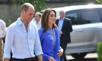 Prince William, Kate Middleton visit Model College for Girls in Islamabad