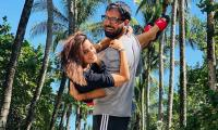 Iqra Aziz, Yasir Hussain have the perfect reply to haters in this loved-up picture