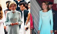 Visit of the royal couple to Pakistan rekindles fond memories of Lady Diana