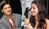 Shah Rukh Khan's advice for Ananya Panday made a huge difference on her acting