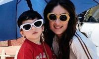 Kareena Kapoor reveals son Taimur doesn't like getting clicked by her