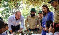 Kate Middleton, Prince William's Pakistan tour: In pictures