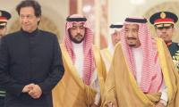 PM Imran meets Saudi King Salman during official visit to kingdom