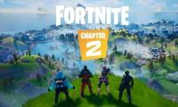 Fortnite back online after dramatic end of previous chapter