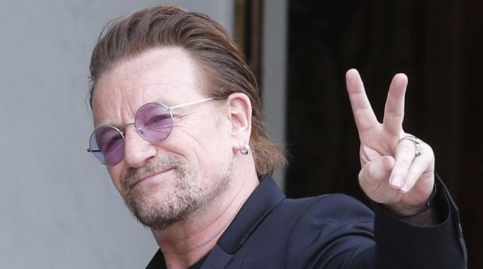 Is U2's Bono coming to Pakistan?