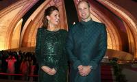 Kate Middleton steals the show at Pakistan Monument reception