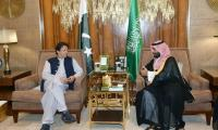 Pakistan, Saudi Arabia agree to take forward PM Imran's Gulf peace initiative