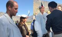 Kate Middleton stuns in Chitrali attire on day 3 of Pakistan visit