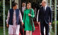 Kate Middleton, Prince William's conversation with PM Imran Khan revealed