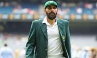 Pakistan coach Misbah 'disappointed' with Sarfaraz and co
