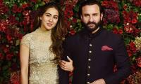 Sara Ali Khan receives secret messages from dad Saif Ali Khan