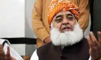 Maulana Fazl rules out talks with govt