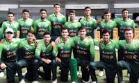 Pakistan U19 team to leave for Beijing tonight