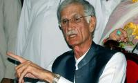 JUI-F march: Pervez Khattak to lead PTI committee for talks