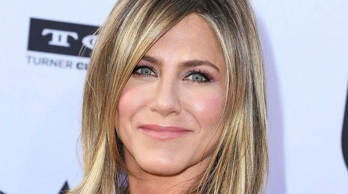 Jennifer Aniston confesses she had 'stalker' Instagram account before an official one