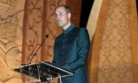 All you want to know about Prince William's sherwani