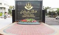 AIOU announces results of 20 postgraduate programs