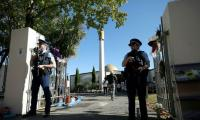 NZ cops trial armed patrols after mosques shooting