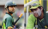 PCB straightens facts on Ahmed Shehzad and Umar Akmal selections