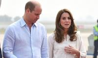 Royal rumble: Kate, William's plane runs into turbulence near Islamabad