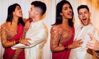 Priyanka Chopra celebrates first 'karwa chauth' at Nick Jonas LA concert