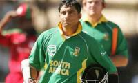 Former South Africa batsman sentenced to five years in jail