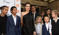 None of my six children interested in acting, says Angelina Jolie