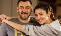 Salman Khan doesn't want Anushka Sharma for 'Radhe' as he doesn't like 'actresses arguing'