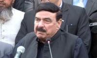 Campaigns under Ulema always led to martial law, says Sheikh Rasheed
