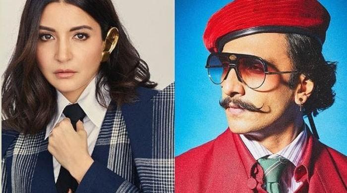 Anushka Sharma?s suited-up look leaves Ranveer Singh, Arjun Kapoor in awe