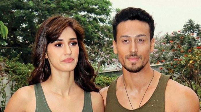 Disha Patani seeks help from Tiger Shroff for 'Radhe'?