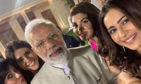 Rakul Singh's 'best selfie' with 'charismatic' Modi
