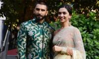 Deepika Padukone helps Ranveer Singh manage his time