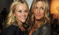 Jennifer Aniston, Reese Witherspoon recreate 'Friends' episode