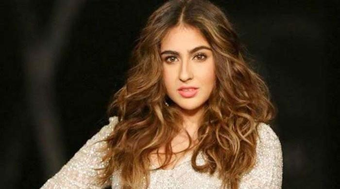Sara Ali Khan opens up about taking on Karisma Kapoor's role in 'Coolie No 1'