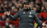 Klopp bemoans over Man United's defensive tactics