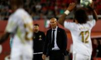 The league must be our number one priority: Zidane