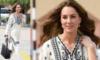 Kate Middleton's memorable outfits for Pakistan tour: Who were the designers?
