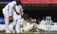 South Africa´s Elgar replaced over concussion fears in third Test