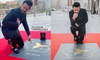 Atif Aslam bestowed with Dubai star