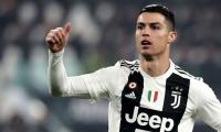Ronaldo 'proud' of Juventus's progress