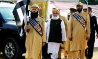 JUI-F's sub-organisation 'Ansar-ul-Islam' banned