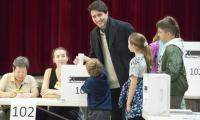 Trudeau´s future on the line as Canadians vote