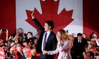 Trudeau´s Liberals to form minority government: Canadian TV projections