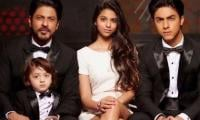 Shah Rukh Khan opens up about relationship with children in Letterman's show