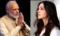 Modi all praises for Deepika Padukone after 'Bharat Ki Laxmi' initiative