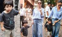 Taimur Ali Khan to be sent off to boarding school like his dad and granddad?