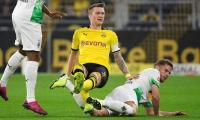 Sancho returns as Reus-less Dortmund to face Milan